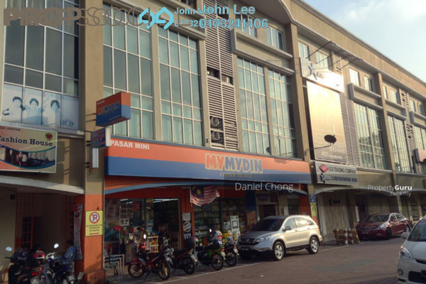 For Sale Shop at Putra Majestik, Sentul Freehold Unfurnished 0R/0B 2.2m