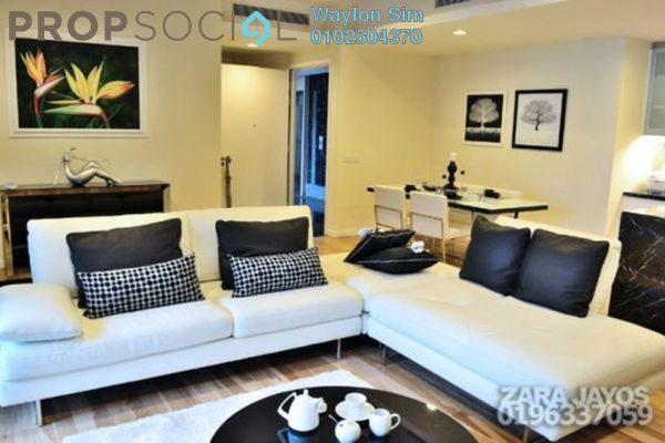 For Sale Condominium at St Mary Residences, KLCC Freehold Fully Furnished 3R/3B 2.5m