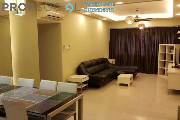 For Rent Condominium at Casa Desa, Taman Desa Freehold Fully Furnished 3R/2B 2.4k