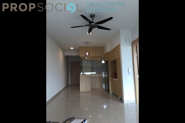 For Sale Condominium at The Leafz, Sungai Besi Freehold Semi Furnished 3R/2B 650k