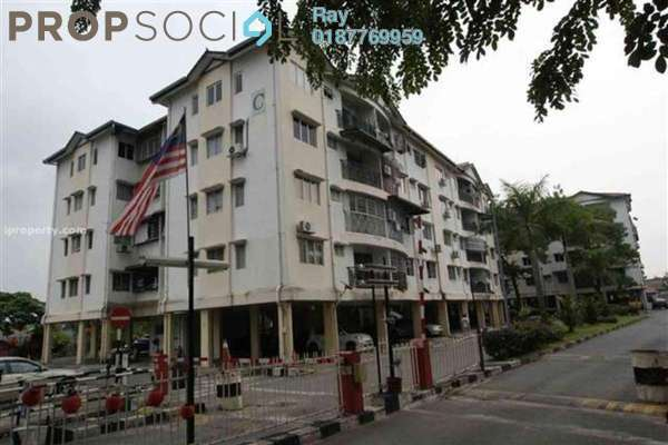 For Rent Condominium at Cheras Perdana, Cheras South Freehold Unfurnished 2R/2B 800translationmissing:en.pricing.unit