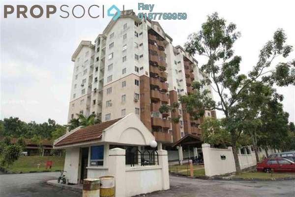 For Rent Condominium at Juara Suria Apartment, Seri Kembangan Freehold Unfurnished 3R/2B 900translationmissing:en.pricing.unit