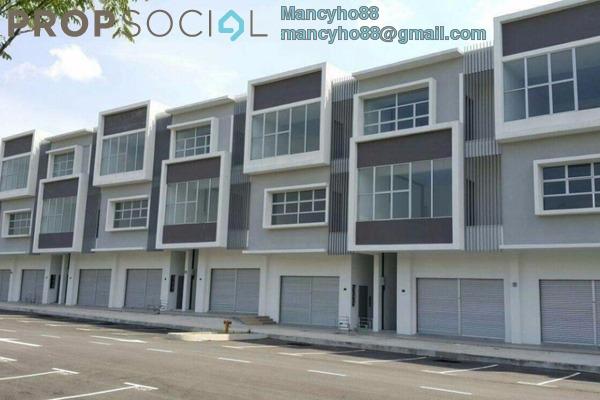 For Sale Shop at TTDI Grove, Kajang Freehold Unfurnished 0R/0B 2.15m