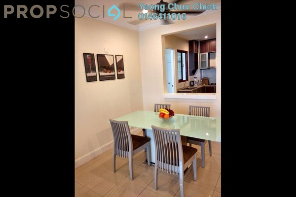 For Rent Condominium at Surian Condominiums, Mutiara Damansara Freehold Fully Furnished 3R/2B 3.2k