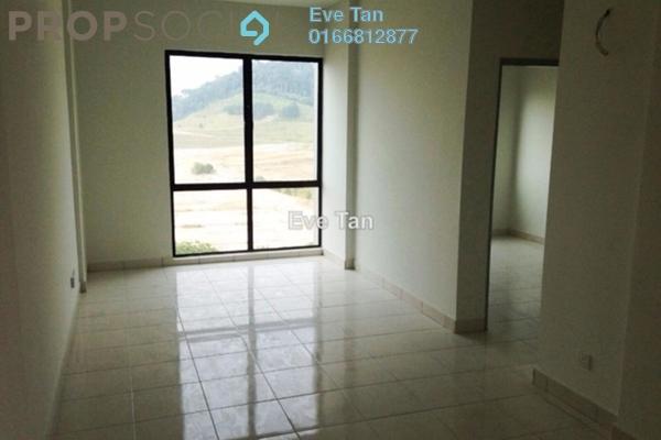 For Sale Apartment at Suria Rafflesia, Setia Alam Freehold Unfurnished 3R/2B 238k