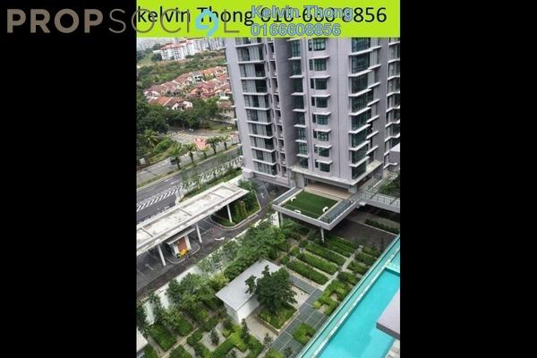 For Sale Condominium at Verde, Ara Damansara Freehold Semi Furnished 4R/2B 14.5m
