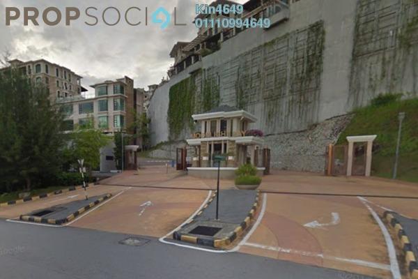 For Rent Condominium at Moonlight Bay, Batu Ferringhi Freehold Fully Furnished 4R/4B 5k