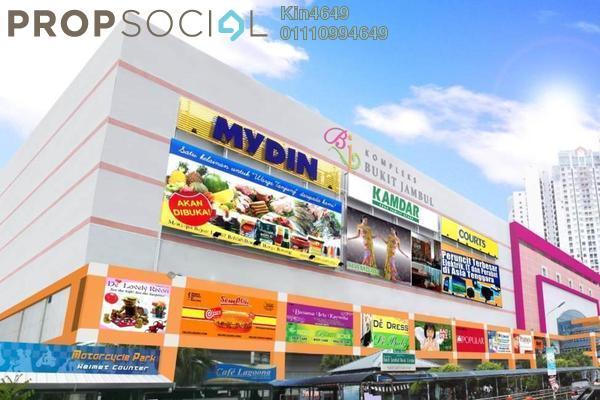 For Rent Shop at BJ Court, Bukit Jambul Freehold Unfurnished 0R/0B 1.6k