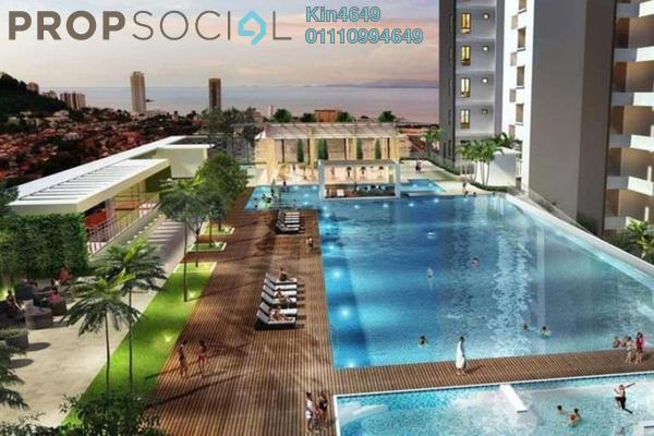 For Sale Condominium at Marinox Sky Villas, Seri Tanjung Pinang Leasehold Unfurnished 3R/2B 1.2m