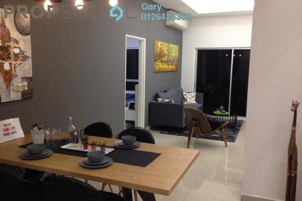 For Sale Apartment at Bandar Baru Klang, Klang Freehold Semi Furnished 3R/2B 383k
