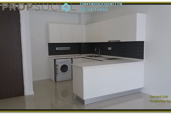 For Sale Condominium at Urbana Residences @ Ara Damansara, Ara Damansara Leasehold Semi Furnished 2R/2B 813k