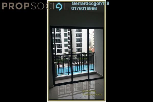 For Rent Condominium at Urbana Residences @ Ara Damansara, Ara Damansara Leasehold Semi Furnished 2R/2B 1.7k