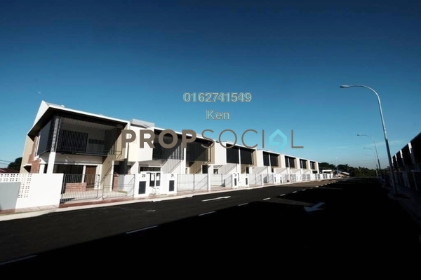 For Sale Terrace at Aman Sara 3, Puchong Leasehold Unfurnished 4R/5B 1.1m