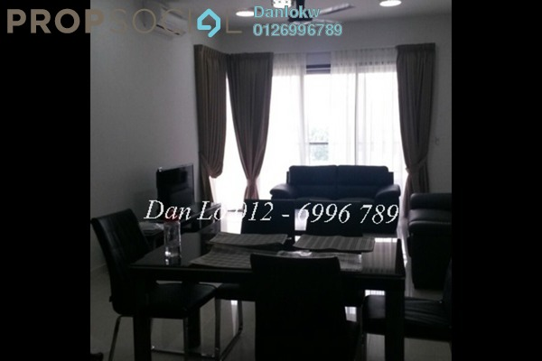 For Rent Condominium at G Residence, Desa Pandan Leasehold Fully Furnished 2R/2B 4k