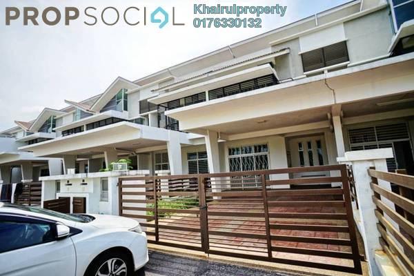For Sale Terrace at Seksyen 8, Bandar Baru Bangi Freehold Semi Furnished 5R/3B 740k