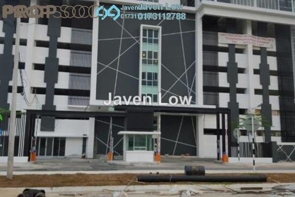 For Sale Condominium at DeSkye Residence, Jalan Ipoh Leasehold Unfurnished 3R/2B 680k