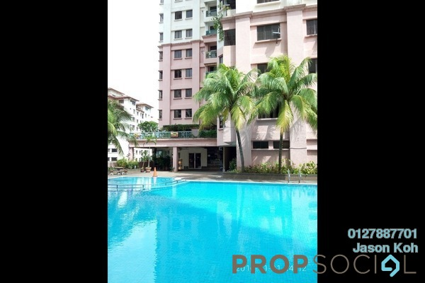 For Rent Condominium at Menara Duta 2, Dutamas Freehold Semi Furnished 4R/3B 1.75k