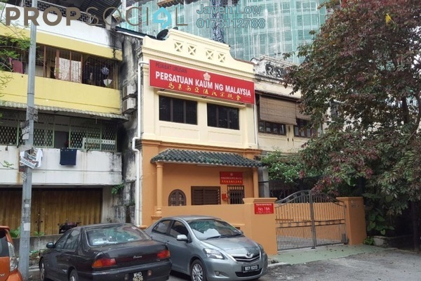 For Rent Shop at Petaling Street, Pudu Freehold Semi Furnished 1R/1B 5k