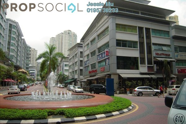For Sale Shop at Solaris Mont Kiara, Mont Kiara Freehold Semi Furnished 0R/8B 7.5m