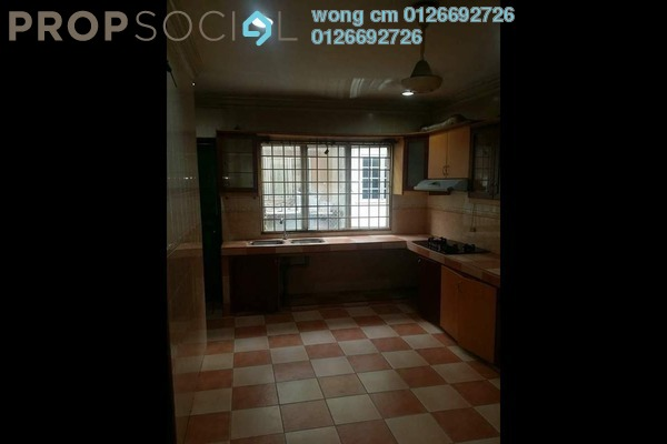 For Sale Terrace at Taman Kajang Prima, Kajang Freehold Semi Furnished 4R/3B 500k