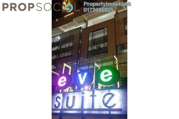 For Rent SoHo/Studio at Eve Suite, Ara Damansara Freehold Fully Furnished 0R/0B 1.6k