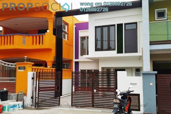 For Sale Terrace at Bandar Teknologi Kajang, Semenyih Freehold Unfurnished 4R/3B 490k