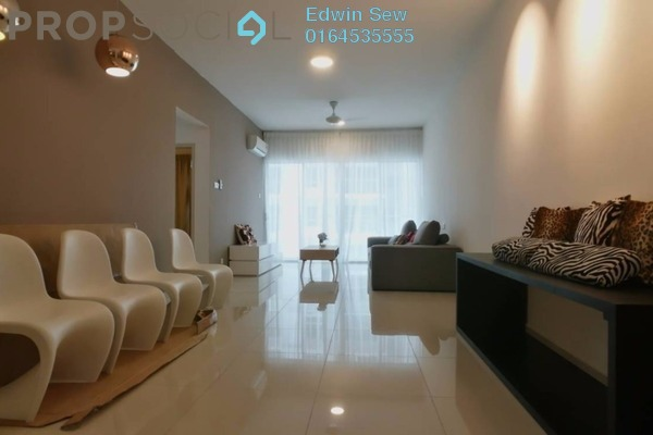 For Sale Condominium at Gardens Ville, Sungai Ara Freehold Fully Furnished 3R/2B 600k