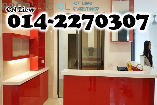 For Rent Semi-Detached at Grove, Sungai Besi Leasehold Unfurnished 5R/5B 4.5k
