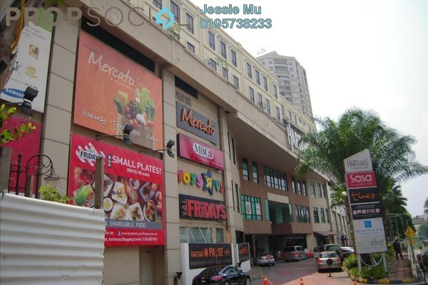 For Sale Shop at Plaza Damas 3, Sri Hartamas Freehold Unfurnished 0R/2B 2.1m