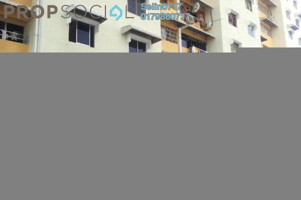 For Sale Apartment at Desa Bayan, Sungai Ara Freehold Semi Furnished 3R/2B 340k