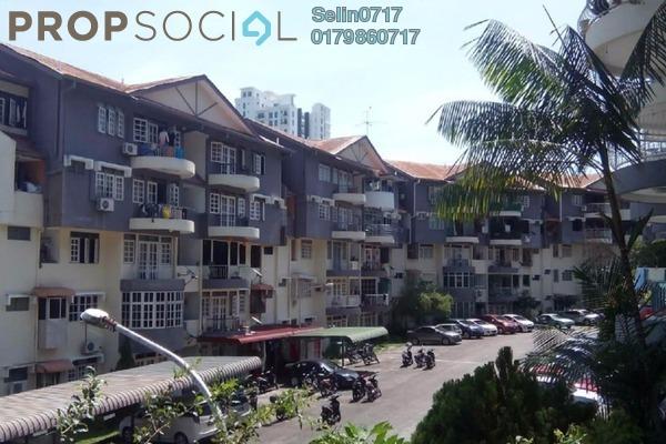 For Sale Condominium at Mutiara Perdana 1, Sungai Ara Freehold Semi Furnished 3R/2B 390k