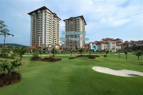 For Sale Condominium at Puteri Palma 3, IOI Resort City Freehold Fully Furnished 3R/3B 750k