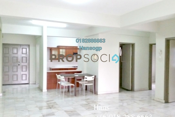 For Rent Condominium at Jasmine Towers, Petaling Jaya Freehold Semi Furnished 3R/2B 1.8k