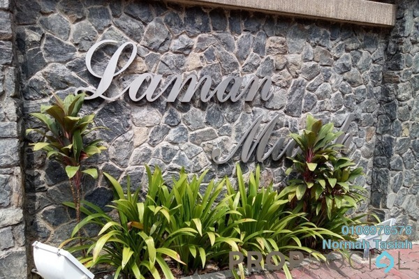 For Sale Condominium at Laman Midah, Cheras Freehold Fully Furnished 3R/2B 400k