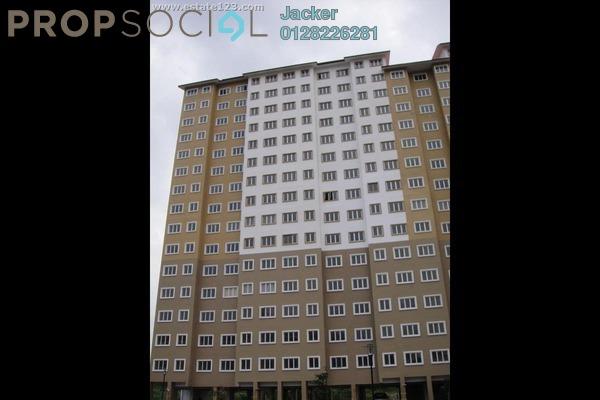 For Sale Apartment at Putra Suria Residence, Bandar Sri Permaisuri Leasehold Semi Furnished 3R/2B 320k