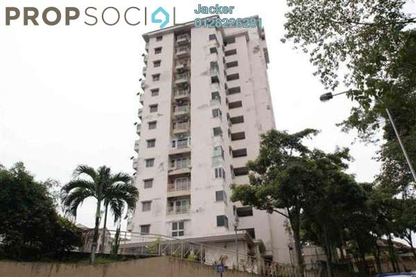 For Sale Condominium at Midah Heights, Cheras Freehold Semi Furnished 3R/2B 430k