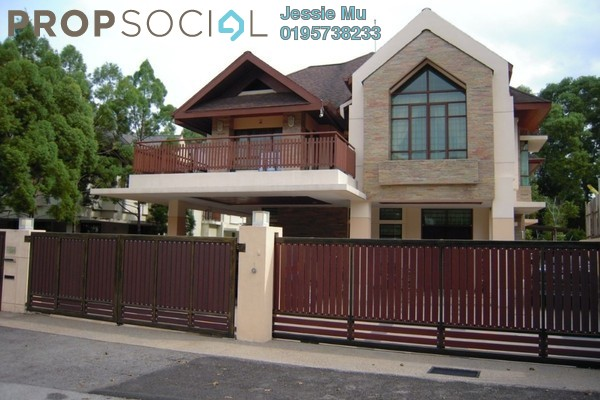 For Sale Bungalow at Seri Beringin, Damansara Heights Freehold Semi Furnished 6R/6B 7.5m