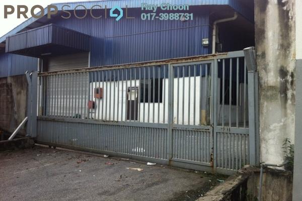 For Rent Factory at Taman Cheras Jaya, Balakong Leasehold Unfurnished 0R/0B 18k