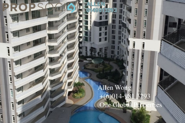 For Rent Condominium at Grandview 360º, Tebrau Leasehold Fully Furnished 3R/2B 2.8k