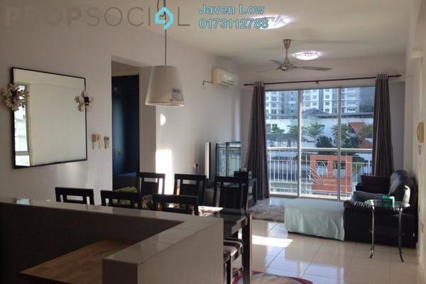 For Sale Condominium at Perdana Emerald, Damansara Perdana Leasehold Fully Furnished 3R/2B 600k