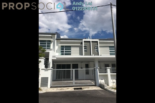 For Rent Terrace at Taman Semenyih Mewah, Semenyih Freehold Unfurnished 4R/3B 1k