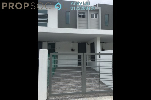 For Sale Townhouse at Taman Semenyih Mewah, Semenyih Freehold Unfurnished 3R/2B 305k