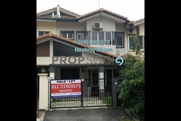 For Sale Terrace at Kelana Idaman, Kelana Jaya Leasehold Unfurnished 3R/2B 670Ribu