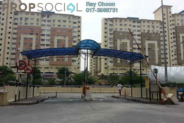 For Rent Condominium at Vista Lavender, Bandar Kinrara Leasehold Semi Furnished 3R/2B 950translationmissing:en.pricing.unit