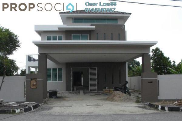 For Sale Condominium at Taman Aman Jaya, Bukit Mertajam Freehold Unfurnished 4R/3B 860k