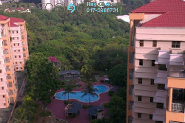 For Rent Condominium at Palmville, Bandar Sunway Leasehold Semi Furnished 3R/2B 3k
