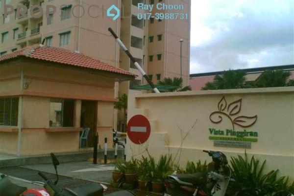 For Rent Condominium at Vista Pinggiran, Bandar Putra Permai Leasehold Semi Furnished 3R/2B 950translationmissing:en.pricing.unit