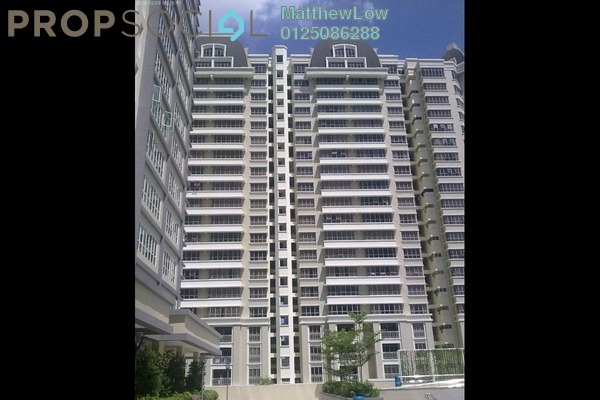 For Rent Apartment at Birch The Plaza, Georgetown Freehold Semi Furnished 2R/2B 1.8k