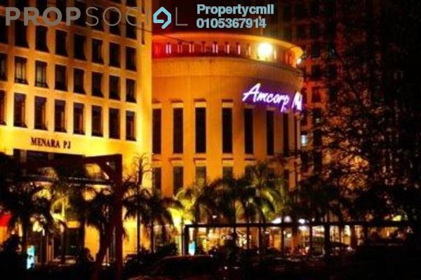 For Rent SoHo/Studio at Amcorp Serviced Suites, Petaling Jaya Leasehold Fully Furnished 1R/1B 1.5k
