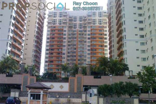 For Rent Condominium at East Lake Residence, Seri Kembangan Leasehold Fully Furnished 3R/2B 2.2k